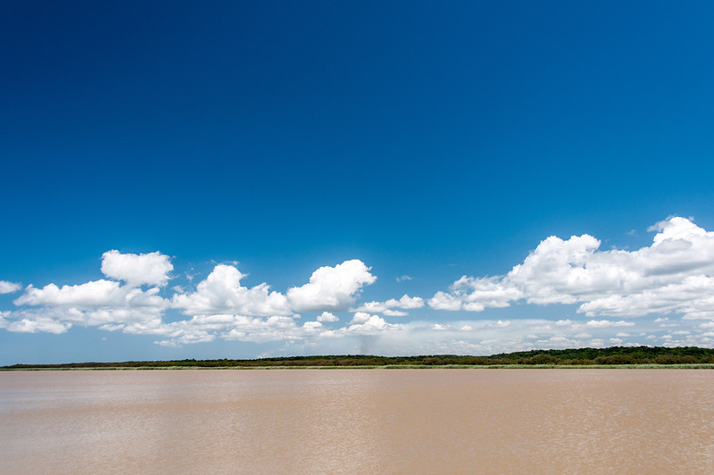 Landscape in iSimangaliso Wetland Park, South Africa