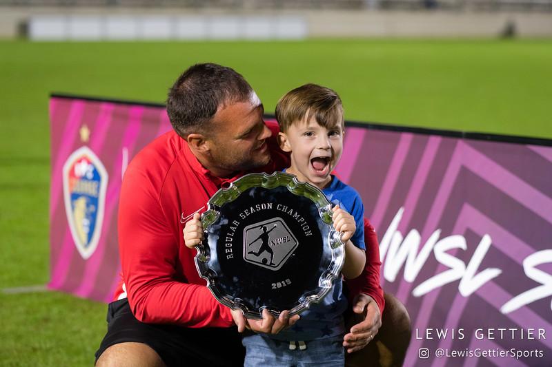 NWSL Regular Season Week 26 - NC Courage vs Sky Blue FC