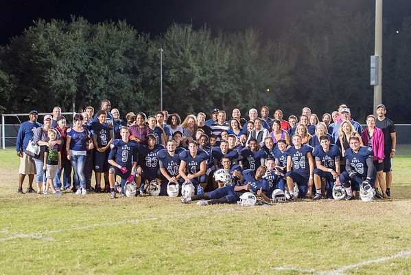 AATL Football v Spring Hill Christian, 11-06-2015