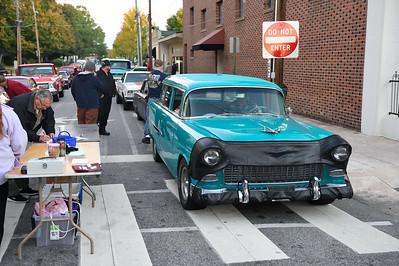 Henderson NC Car Show, October 17, 2015