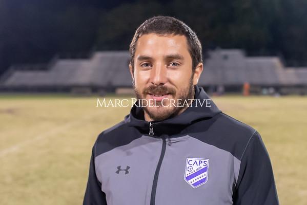 Broughton soccer senior night vs Leesville. October 21, 2019. D4S_8547