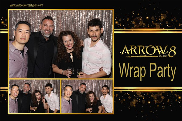 Arrow Wrap Party 8