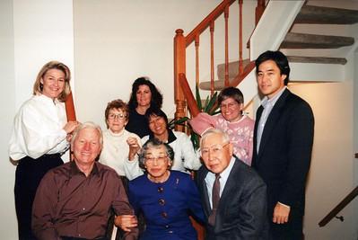 11-26-1998 Al Nishi & Joanie Moy Thanksgiving