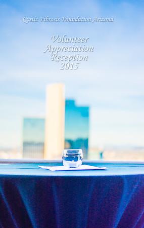 Volunteer Appreciation Reception 2015