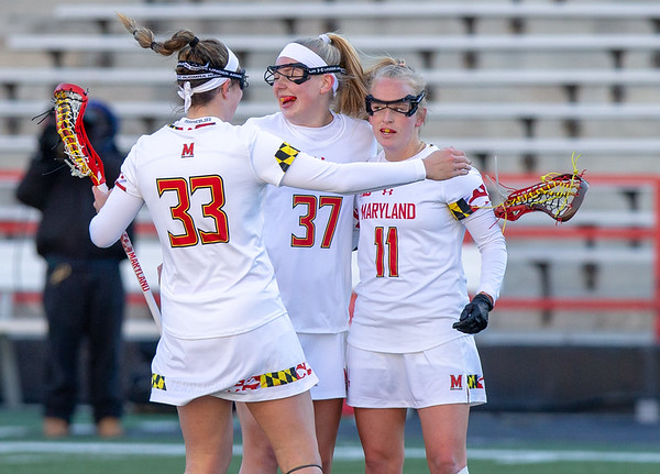 Women's College Lacrosse: George Mason vs. Maryland