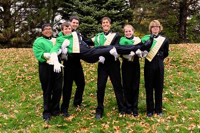 Saydel Band - Group Photos 2014
