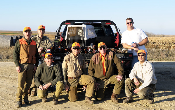 2009 Kansas Pheasant Hunt