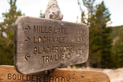 Mills and Jewel Lakes Hike
