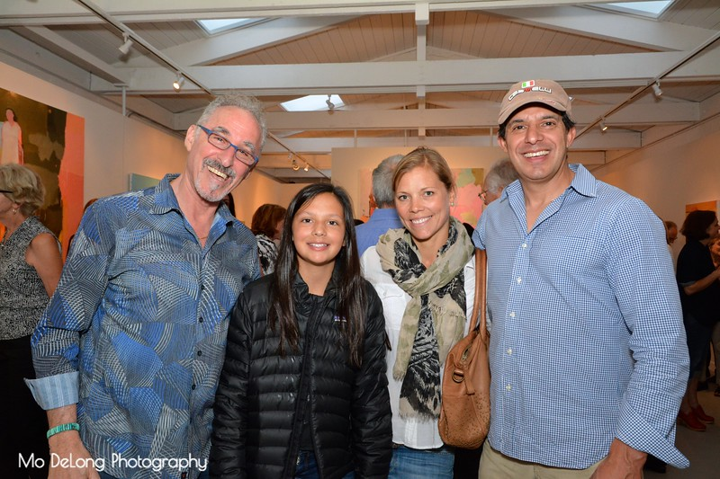Larry Lautzker, Meya Saenz, Janine Weers and Edward Saenz.jpg