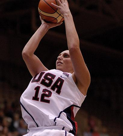 9/7/06 - Team USA Women vs Australia