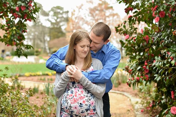 Liz + Thomas {Maternity}