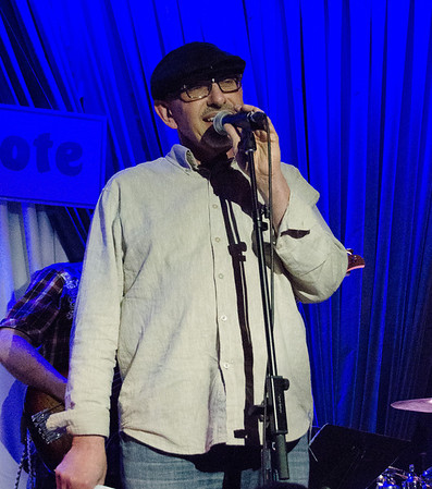 JJ Sansaverino at Blue Note 4/28/2014