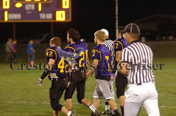 10-25 Murray-Twin Cedars football