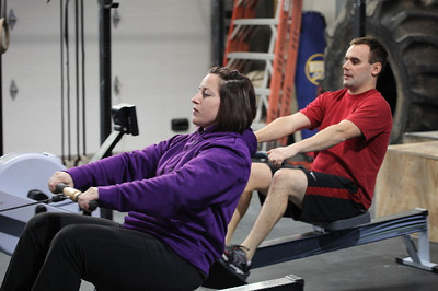 CrossFit Harford 6 December 2012