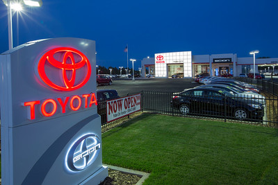 Yuba City Toyota Dealership
