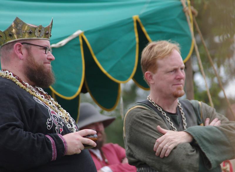 King James & Caillin