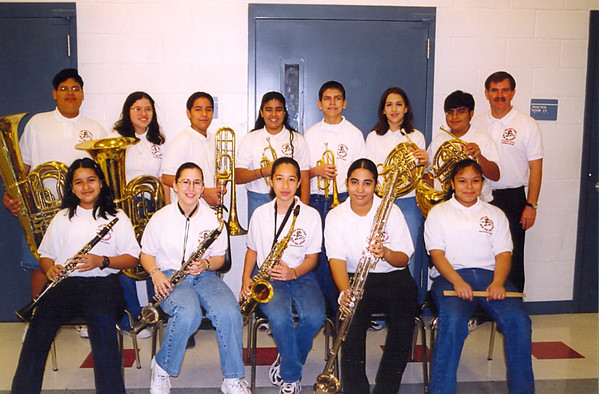 February 2000 Memorial Band and Career Day