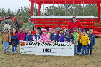 YMCA CDC hayride @ Suter's Farm (2004)