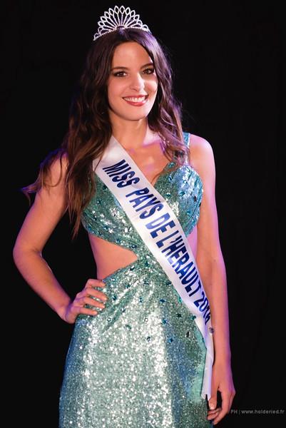 Miss Pays de l'Hérault 2016