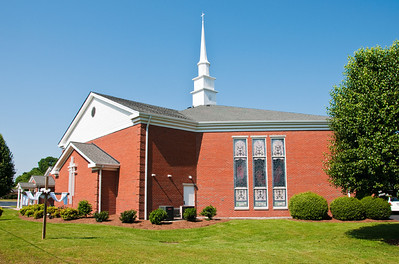 Parkwood Baptist Church