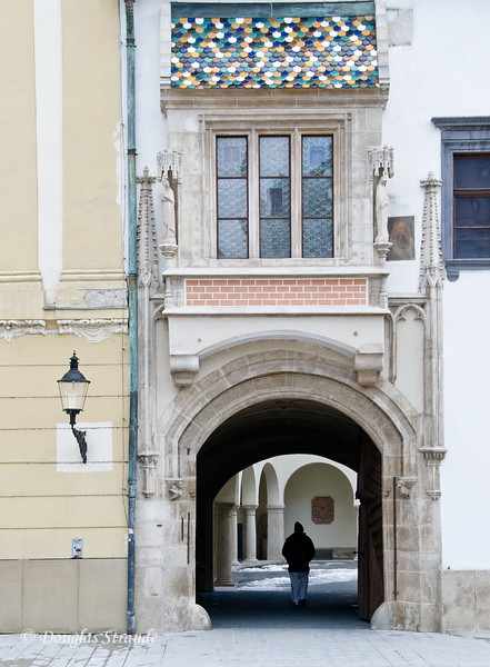 St. Michael's Gate, Old Town, Bratislava