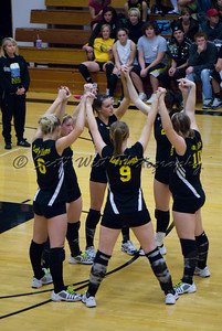 Spartans-Lady Lions Varsity Oct 2, 2007
