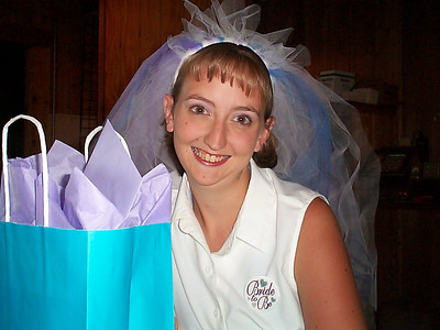 Sheridan's Bachelorette Party - August 2, 2002