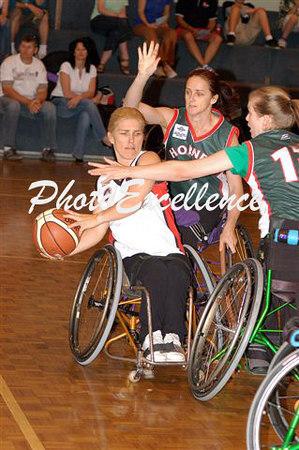 WNWBL Grand Final - September 9, 2006.