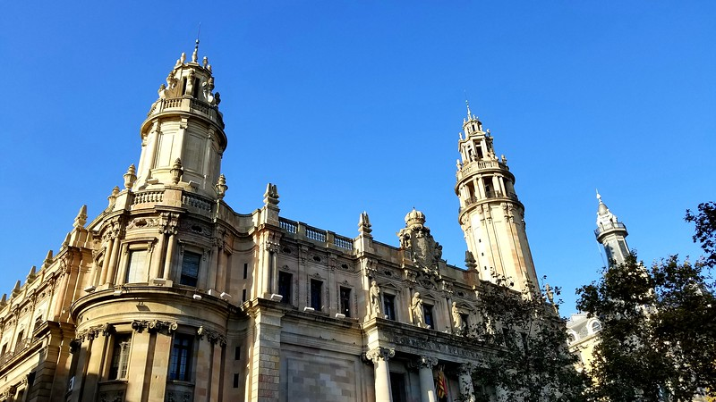 Barcelona Nov 23 17 Gothic Qtr