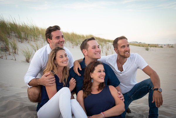 Goodkin Family Beach Shoot
