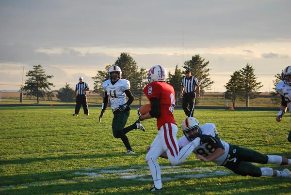 Varsity Football vs. Gretna
