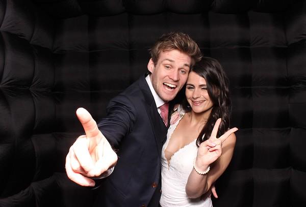 Daniella and Andrews wedding