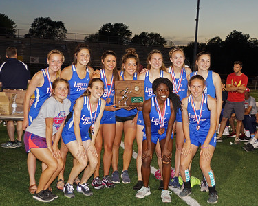 LBHS Teams are Regional Track Champions  (2018-05-25)