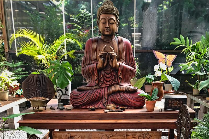 The Sacred Garden