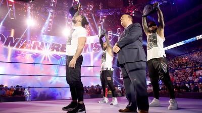 Roman Reigns - Digitals / Smackdown Sept. 17, 2021