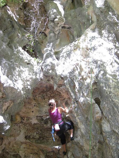Tuffas at El Salto