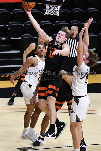 Oregon State vs. Cal Men's Basketball