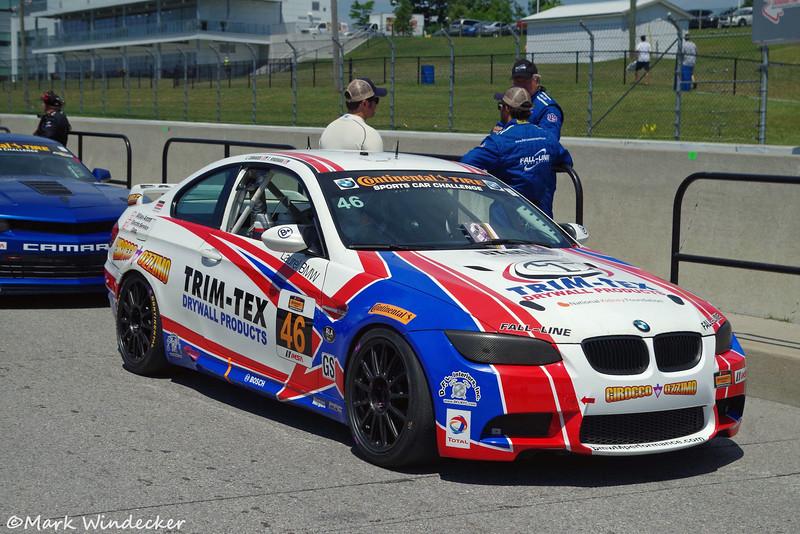 GS Fall-Line Motorsports BMW M-3