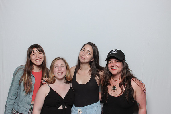 DOPE GIRLS MAY 2018 SMILEBOOTH