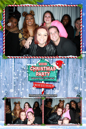 Best Western Employee Holiday Party 12-18-19