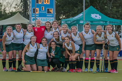 2018/08/03 u19B Gim vs Paarl Girls High Girls