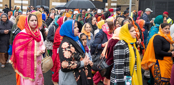 April 7th 2019 Sikh Vaisakhi procession