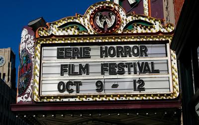 2008.10 - Eerie Horror Film Festival