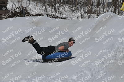 Snow Tubing 3-30-13 1-3pm session
