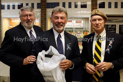 LTC Joe Spicer Memorial Service 11/16/10