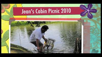 Jean's Cabin Picnic 2010