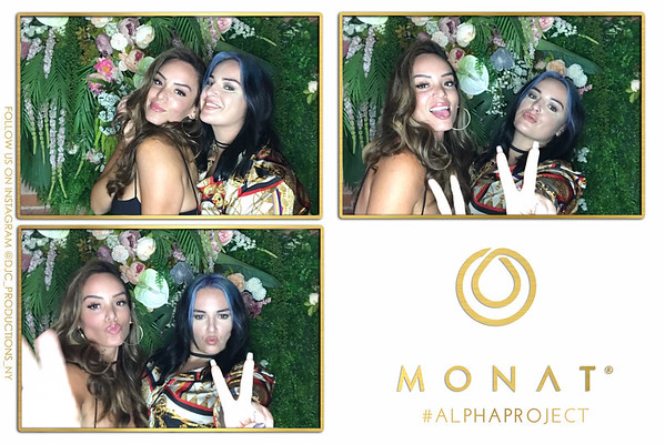 Monat Cocktail Party NYC