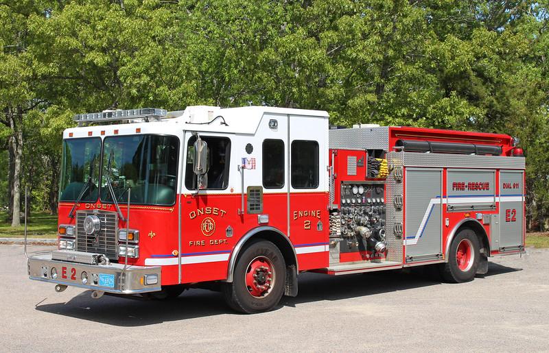 Engine 2   2003 HME / Smeal   1500 / 750 / 30