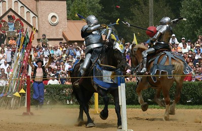 International Jousting Tourney - Day 2