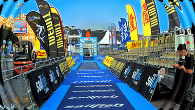 Finish Line Preparation
